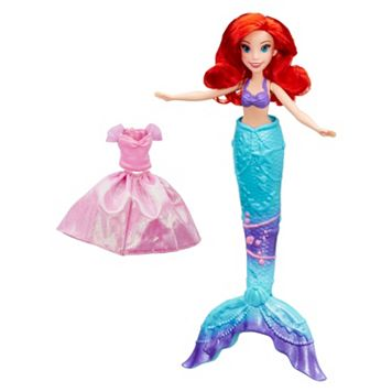 Disney Princess Splash Surprise Ariel Doll
