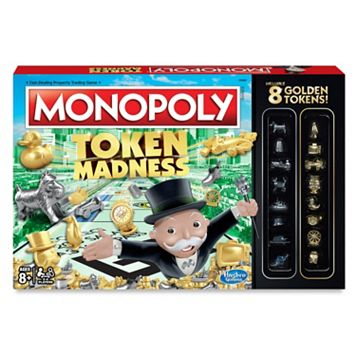 Monopoly Token Madness Game by Hasbro