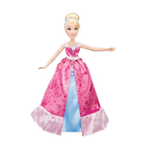 Disney Princess Fashion Reveal Cinderella Doll by Hasbro