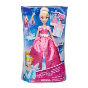 Disney Princess Fashion Reveal Cinderella Doll by Hasbro