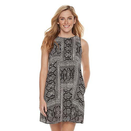 Women's SONOMA Goods for Life™ Pintuck Shift Dress