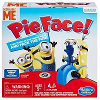 Pie Face Despicable Me Minion Made Edition Game by Hasbro