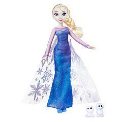 Disney's Frozen Northern Lights Elsa Doll & Snowgies Figure Set