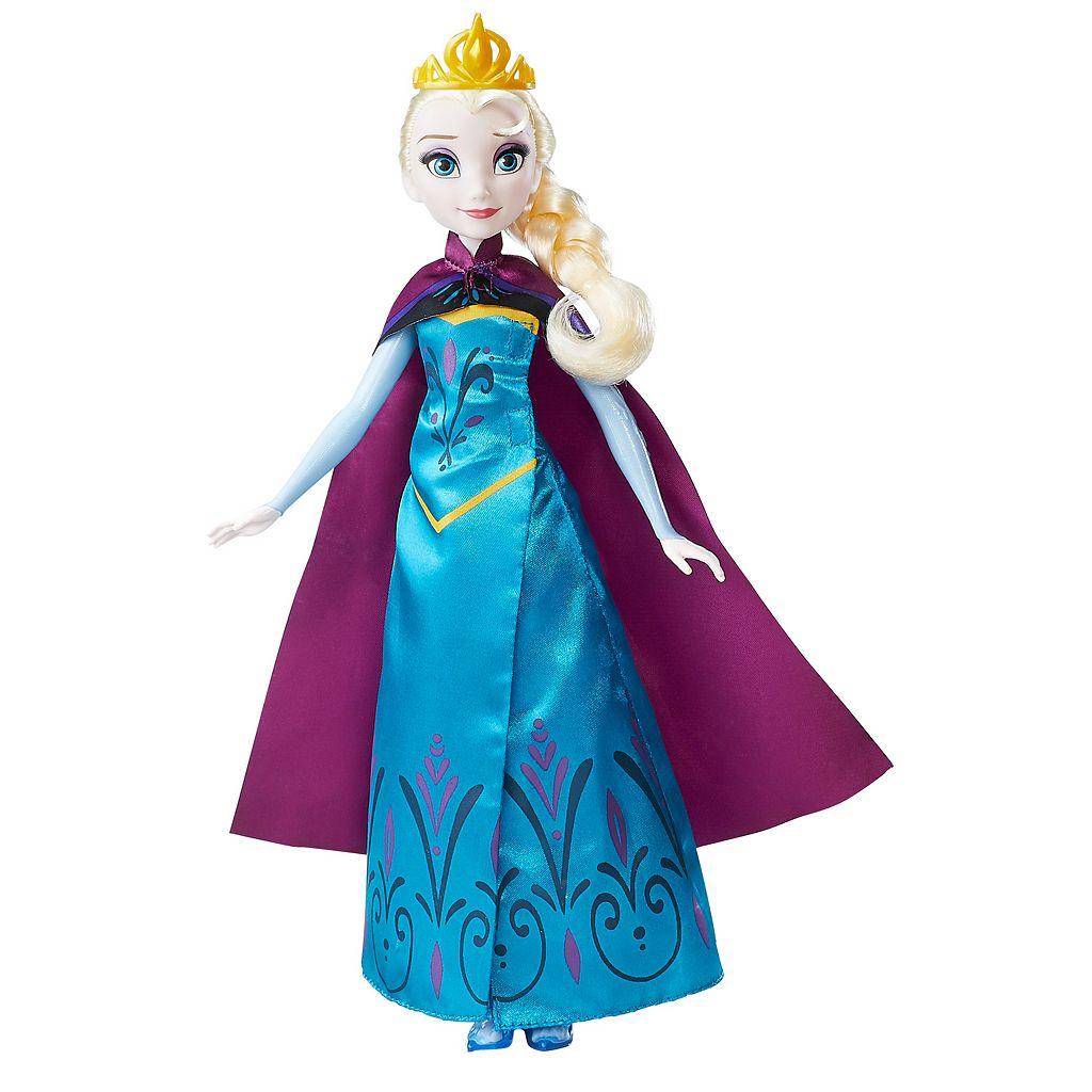 Disney's Frozen Royal Reveal Elsa Doll
