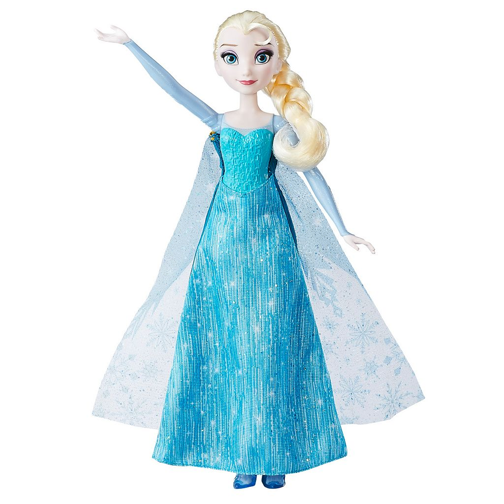 Disney's Frozen Royal Reveal Elsa Doll