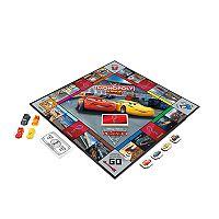 Disney/Pixar Cars 3 Edition Monopoly Junior by Hasbro