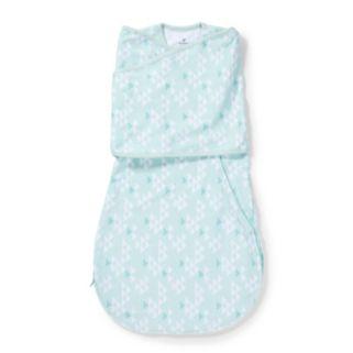 Summer Infant SwaddleMe Large Print Love Sack