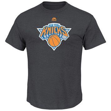 Boys 8-20 Majestic New York Knicks Logo Tee