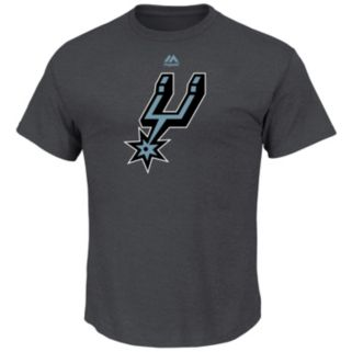Boys 8-20 Majestic San Antonio Spurs Logo Tee