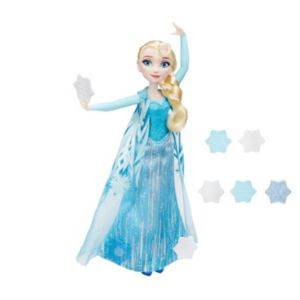 Disney's Frozen Snow Powers Elsa Doll