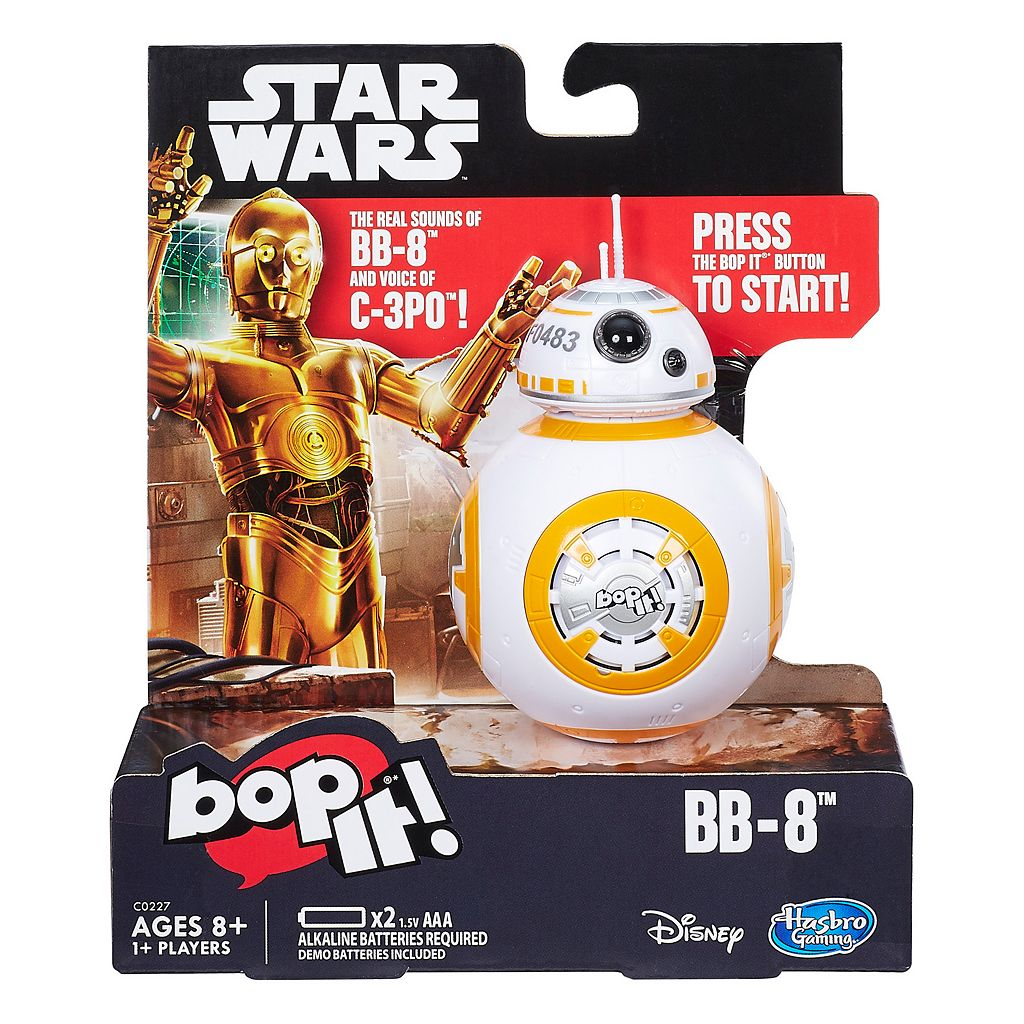Bop It! Star Wars BB-8 Edition Game by Hasbro