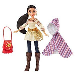 Disney's Elena of Avalor Adventure Princess Doll by Hasbro