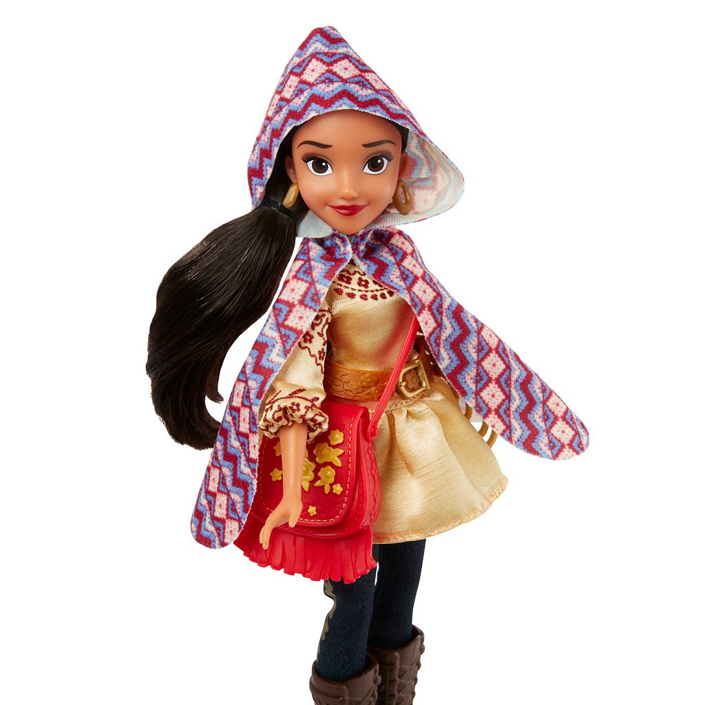 Disney's Elena of Avalor Adventure Princess Doll by Hasbro