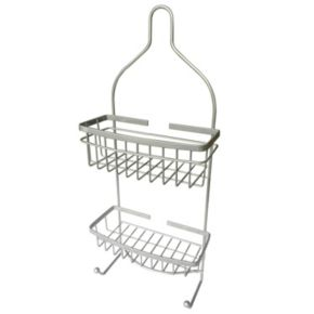 Elegant Home Fashions 2 Level Hanging Shower Caddy