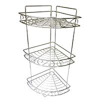 Elegant Home Fashions Chrome Shower Caddy