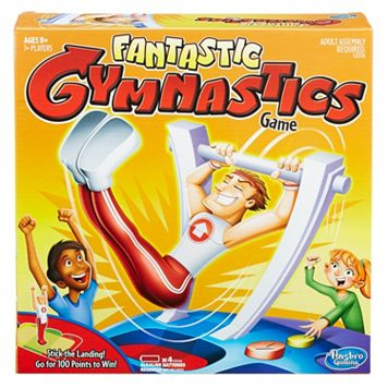 Fantastic Gymnastics Game by Hasbro