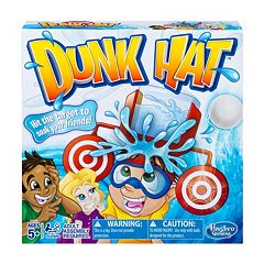 Dunk Hat Game by Hasbro