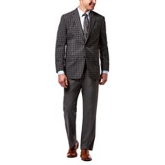 Men's Haggar Classic-Fit Checked Sport Coat