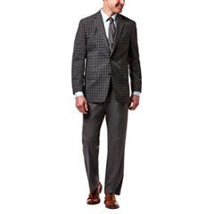 Men's Haggar Classic-Fit Checked Sport Coat