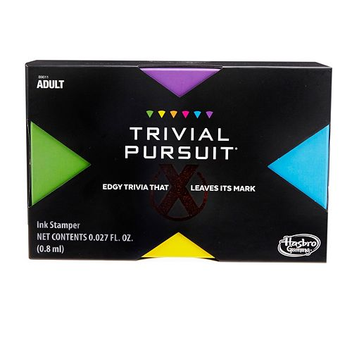 Trivial Pursuit X Game by Hasbro