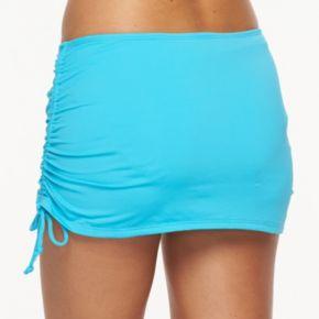 Women's Apt. 9® Solid Drawstring Skirtini Bottoms