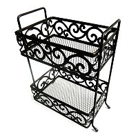 Elegant Home Fashions Freestanding Shower Caddy