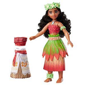 Disney's Moana Island Fashions Doll by Hasbro