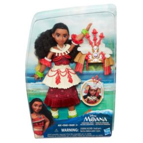Disney's Moana Ceremonial Dress Doll by Hasbro