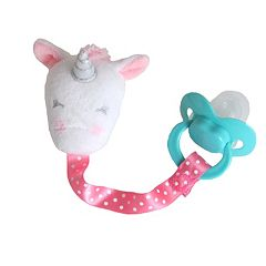 Carter's Plush Unicorn Pacifier Clip