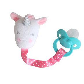 Carter's Plush Unicorn Pacifier Clip