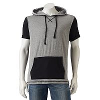 Men's Burnside Colorblock Hoodie Tee