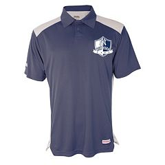 Men's Stitches New York Yankees Interlock Polo