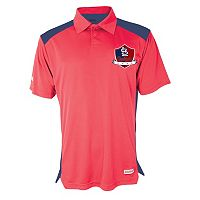 Men's Stitches St. Louis Cardinals Interlock Polo