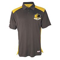 Men's Stitches Pittsburgh Pirates Interlock Polo