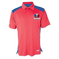 Men's Stitches Philadelphia Phillies Interlock Polo