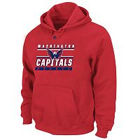 Boys 8-20 Majestic Washington Capitals Pullover Hoodie