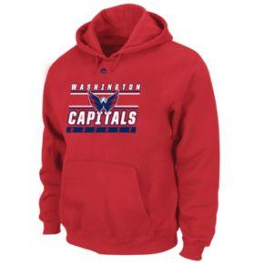 Boys 8-20 Majestic Washington Capitals Pullover Hoodie