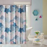 Urban Habitat Kids Bliss Printed Shower Curtain