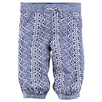 Baby Girl Carter's Boho Jogger Pants