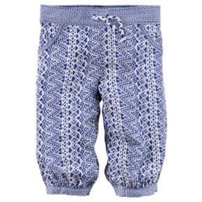 Baby Girl Carter's Boho Jogger Pants