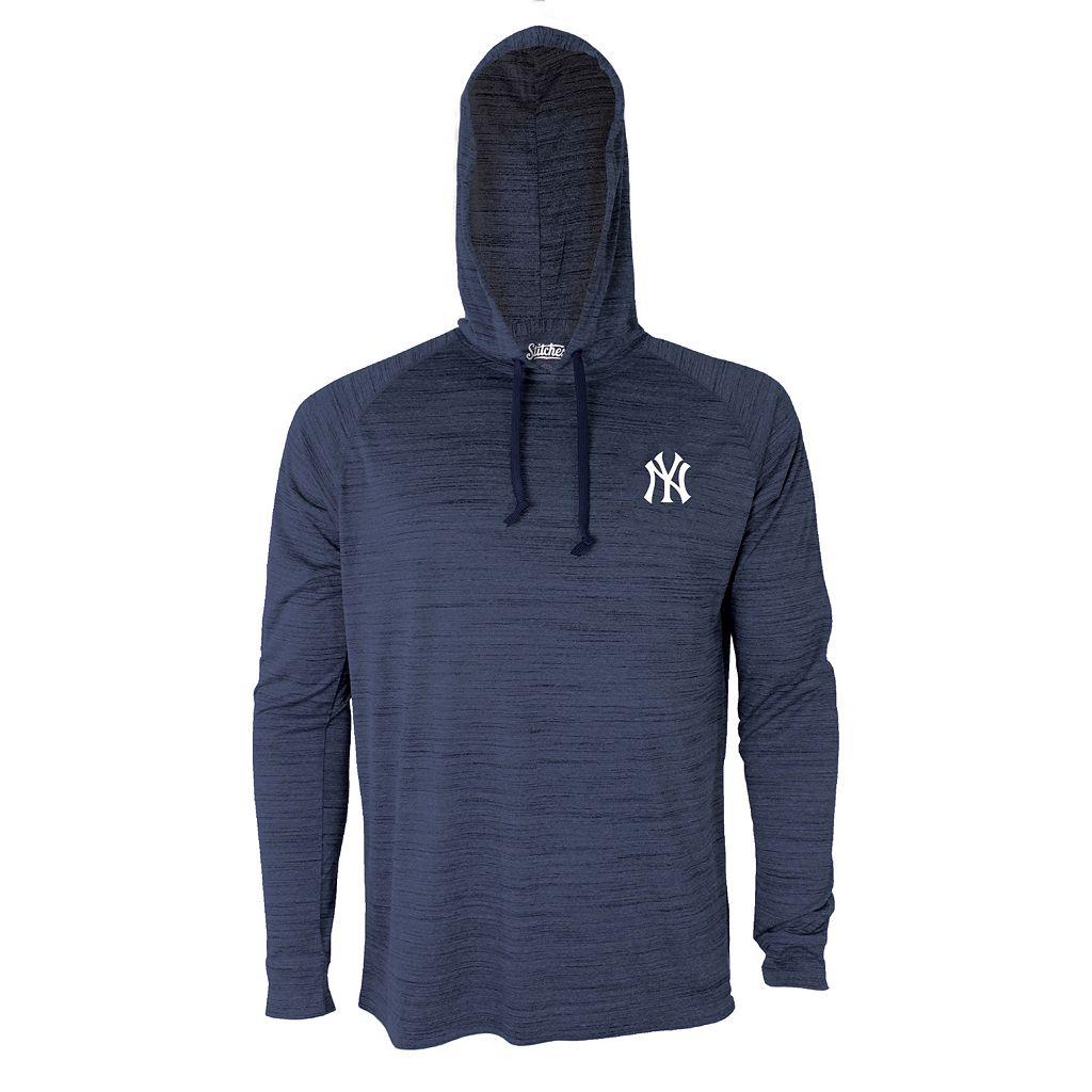 Men's Stitches New York Yankees Hoodie