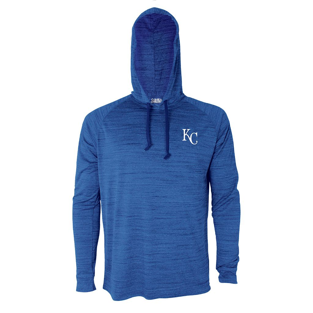 Men's Stitches Kansas City Royals Hoodie