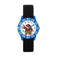 Disney's Moana Maui Kids' Reversible Time Teacher Watch