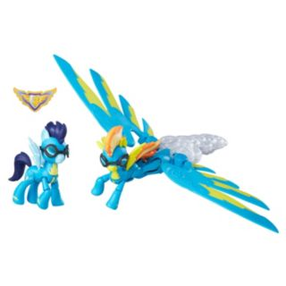 My Little Pony Guardians of Harmony Spitfire & Soarin' Figures