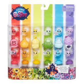 Littlest Pet Shop Rainbow Friends Playset by Hasbro