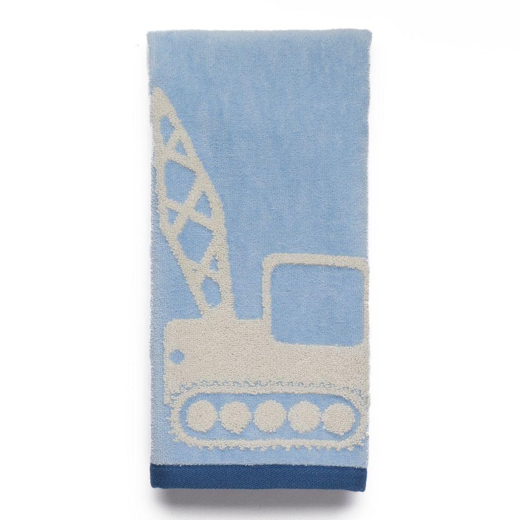 Kassatex Kassa Kids Construction Hand Towel