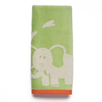 Kassatex Kassa Kids Jungle Hand Towel