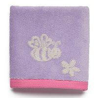 Kassatex Kassa Kids Butterfly Washcloth