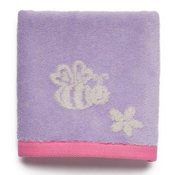 Kassatex Kassa Kids Butterfly Washcloth