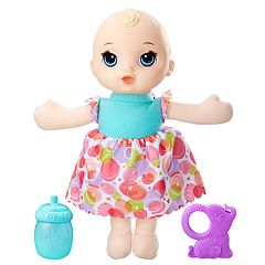 Baby Alive Lil' Slumbers Blonde Baby Doll
